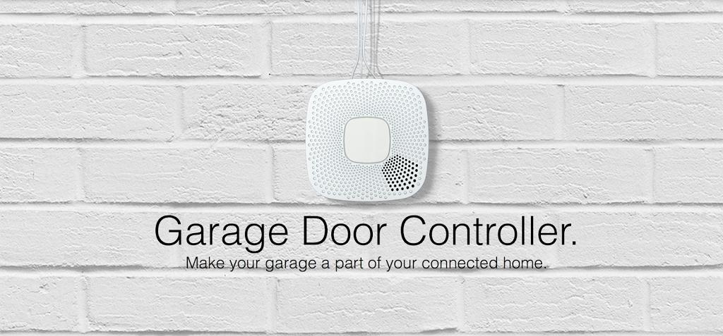 Domotiser sa porte de garage avec jeedom la domotique de for Domotique porte de garage