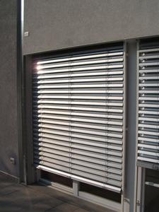 Exterior Venetian Blind